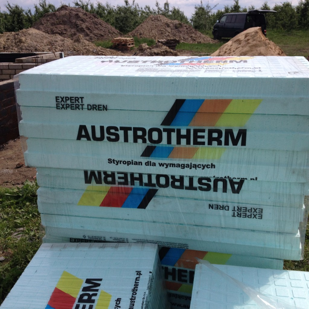 Austrotherm EPS 035 EXPERT - 14cm grubości