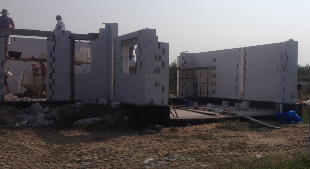mury silka budowa domu systemem gospodarczym