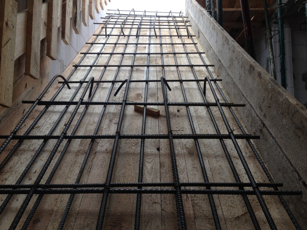 schody lane monolityczne siatka drutu