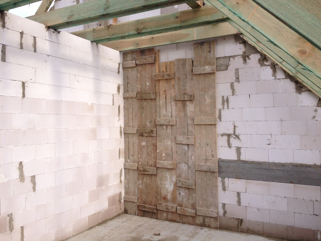 budowa ścian działowych poddasza -budowa domu systemem gospodarczym