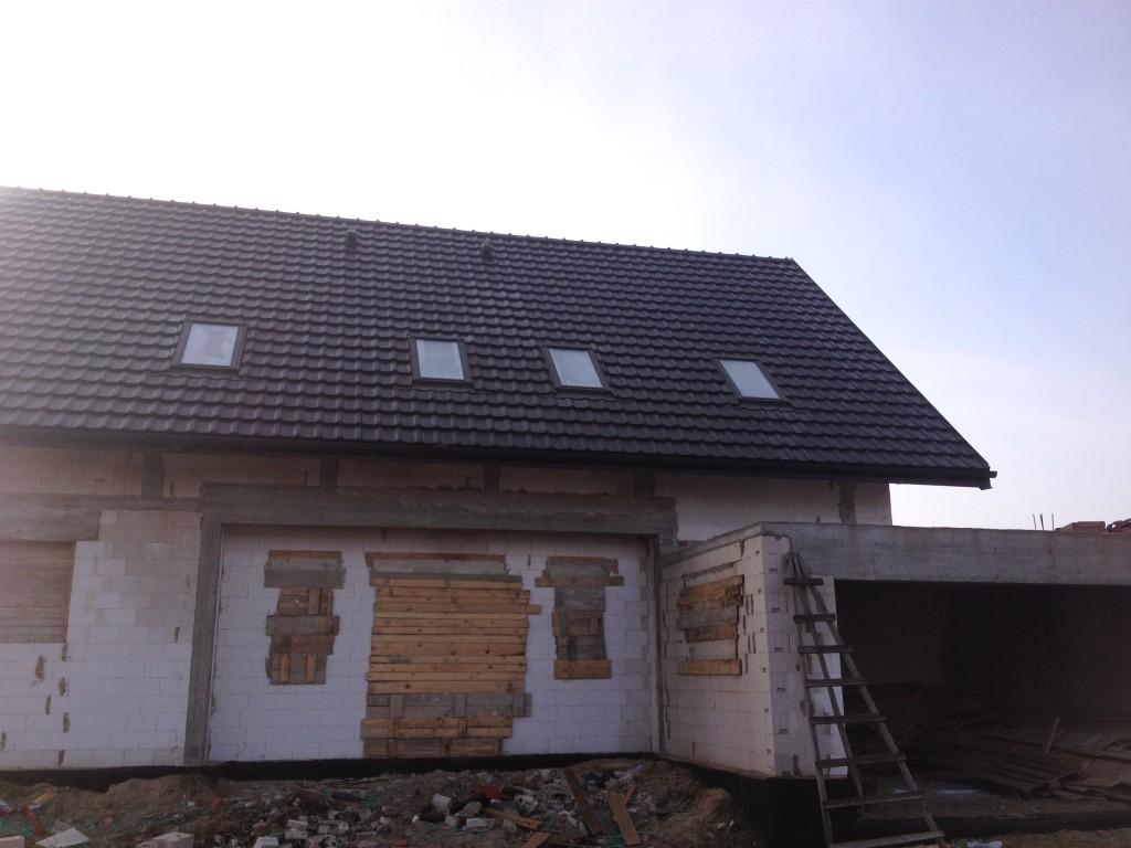 Dach z dachówki ceramicznej Bogen Reform