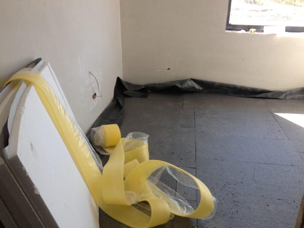 Austrotherm Grafit - styropian na podłogę